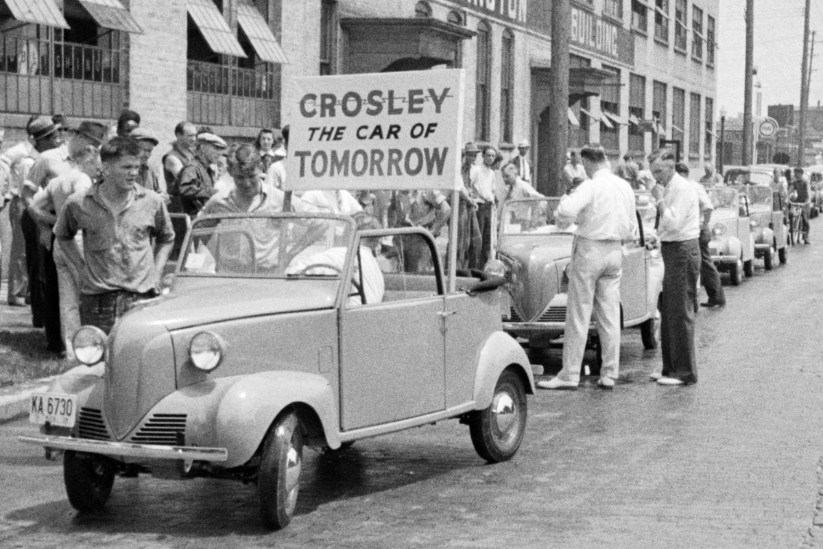 hight resolution of hope to see a bunch of prewar crosleys at the big 50th celebration of the crosley club forming this month hope to see you at wauseon