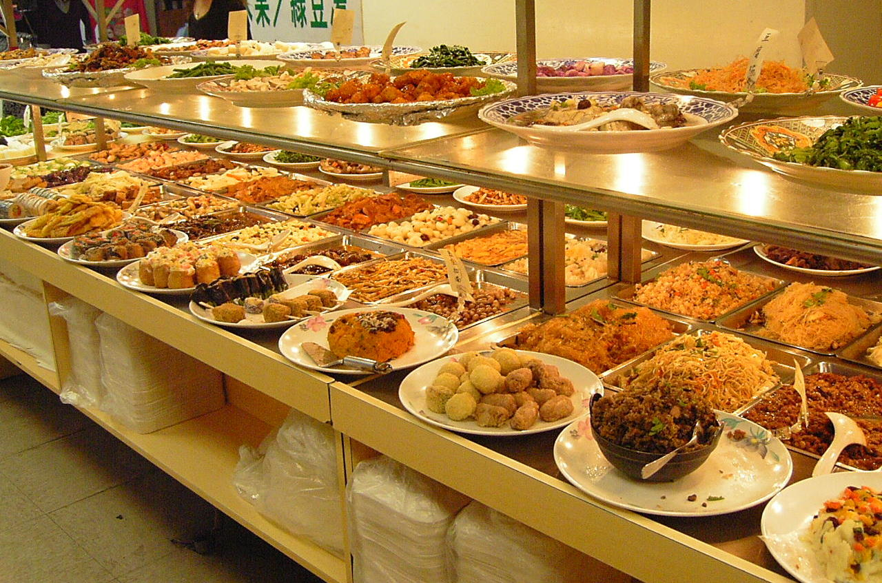 The American Jewish Buffet - Cross-Currents