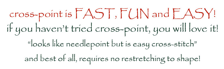 cross-point is fast, fun and easy