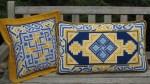 Lindisfarne - Accent Pillow and lumbar Pillow