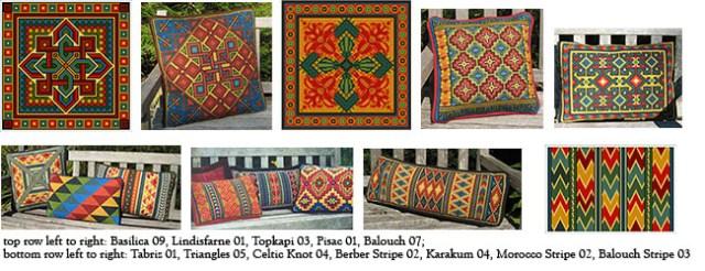 companion pillow kits to ANA-09