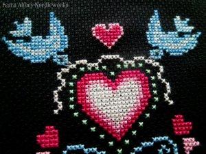 Hearts & Birds 2