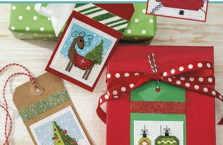 Review: 50 Cross Stitch Quickies Christmas