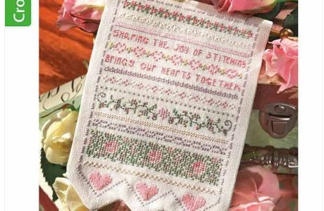 Review: Cross-Stitch Samplers