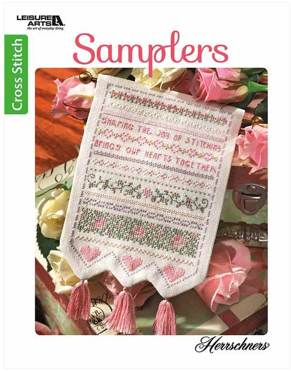 cross-stitch samplers book review