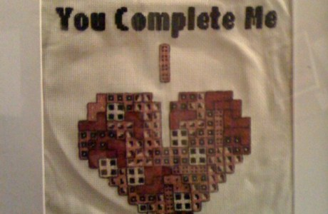 A Valentine for Tetris Lovers