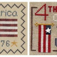 Sweet Fourth of July Designs from Glory Bee