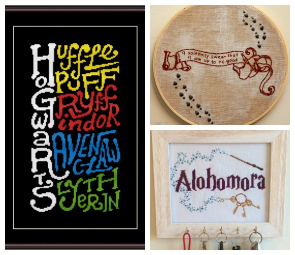 Harry Potter Cross Stitch Patterns Cross Stitch