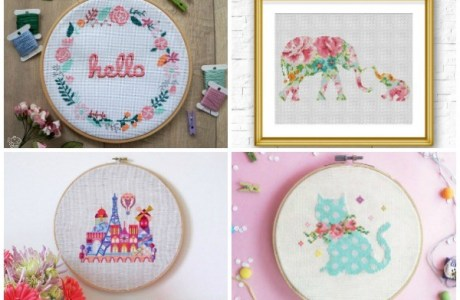 "The ""Secret"" to Finding Great Cross Stitch Patterns"