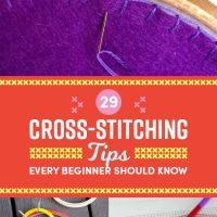Helpful Tips for Cross-Stitch Newbies