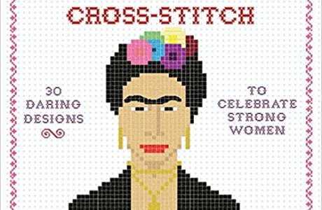 Who Wants to Cross Stitch Famous Feminists?