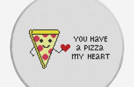 You Took a Pizza My Heart