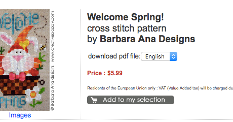 Welcome Spring with This Fun Bunny Pattern