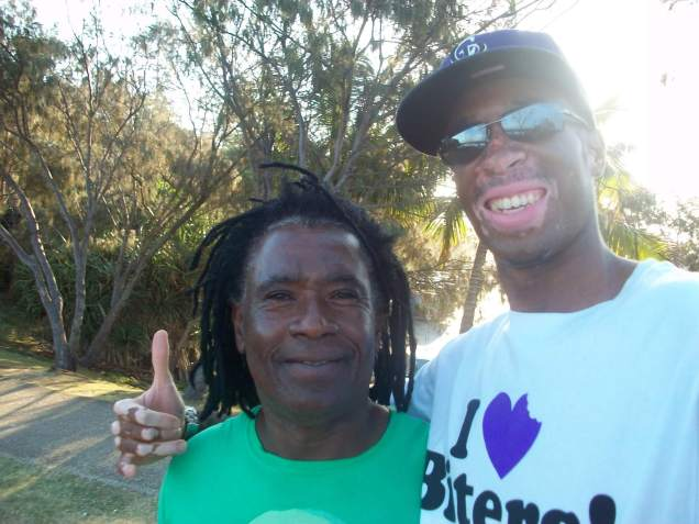 Unlike Father (60), like son. Vitiligo has a habit of skipping generations, DNA related?
