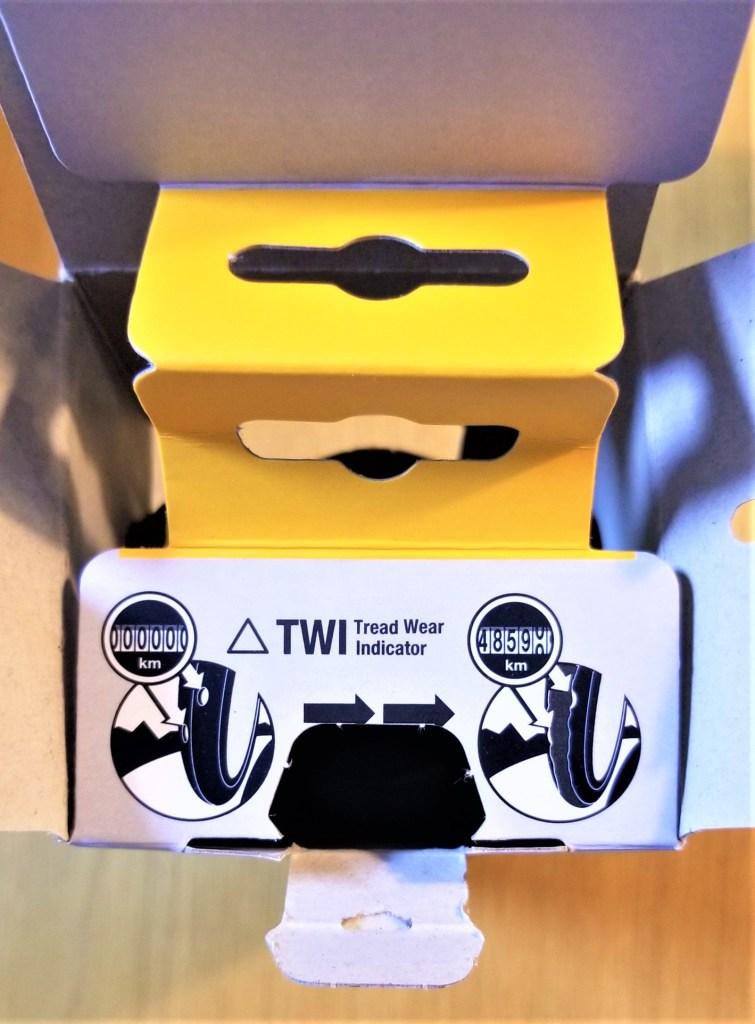 ウルトラスポーツ3 箱の開封部