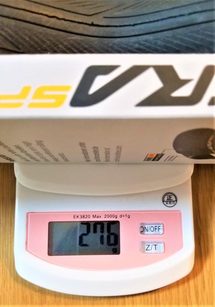 ウルトラスポーツ3 重さ