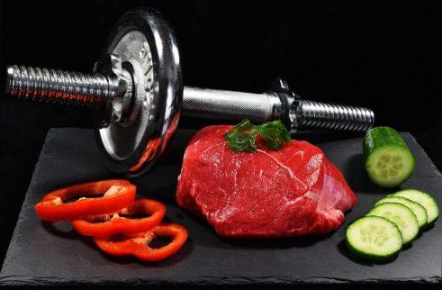 Vægttab og øget muskelmasse