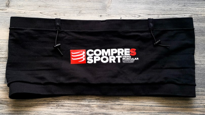 Compressport Free Belt Pro - die Vorderseite
