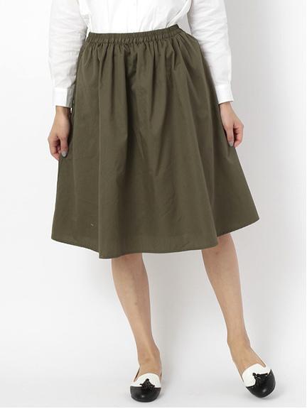 【Special Price】・Uギャザーカラースカート