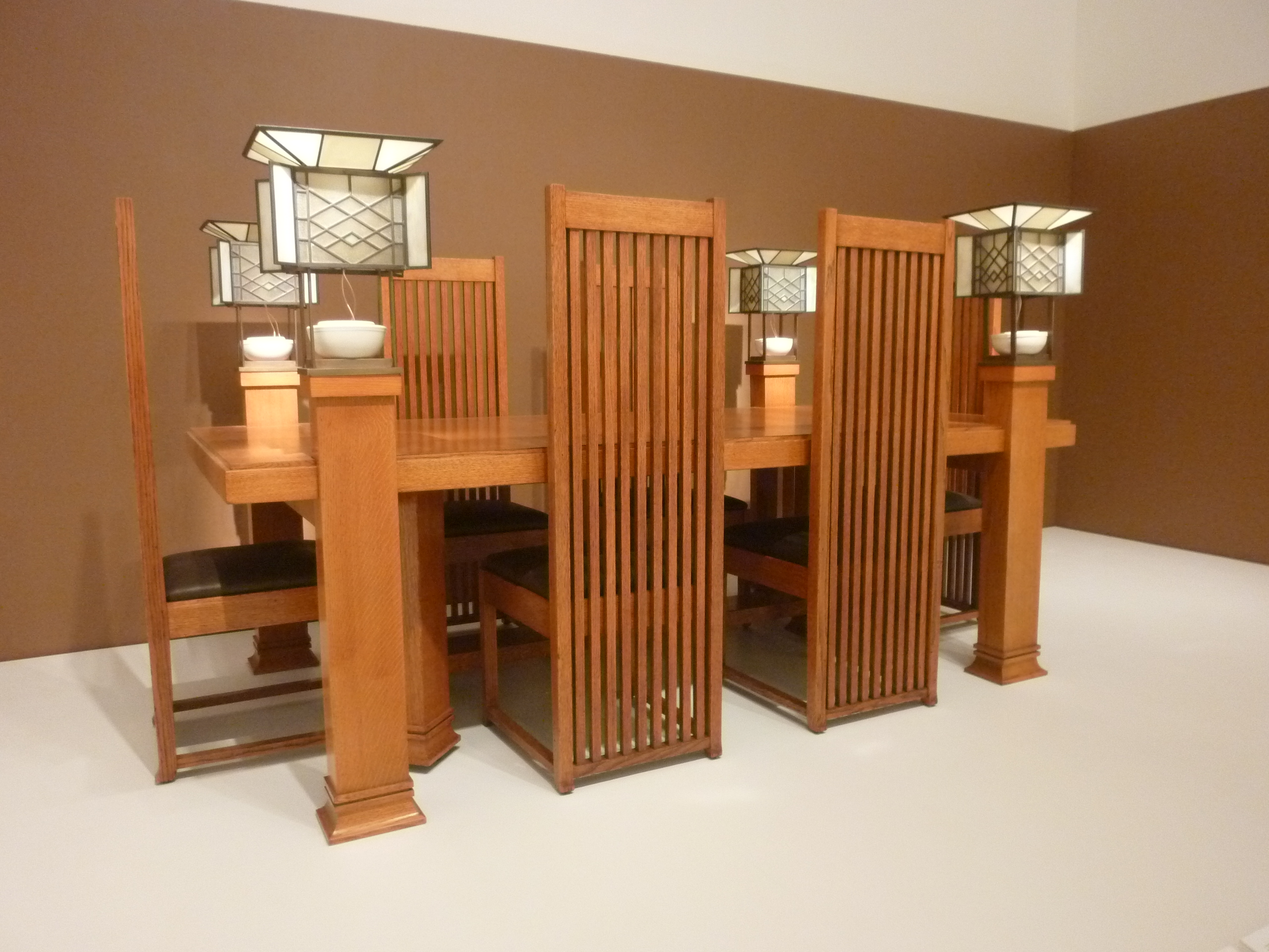 Frank Lloyd Wright Chairs Frank Lloyd Wright Cross Country Science