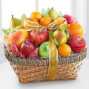 fruit basket fresh gift