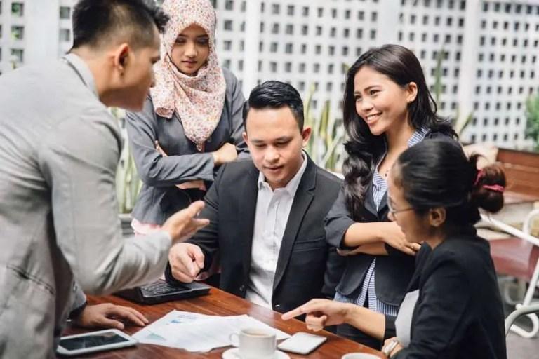 Malaysia Singapore team meeting