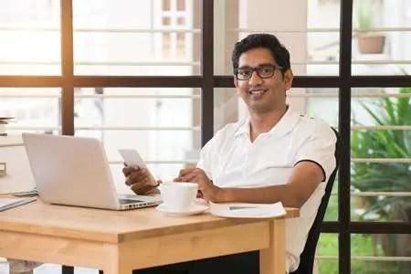 Indian business partner