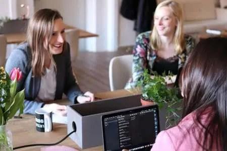 Czech Republic - Doing business meetings team work