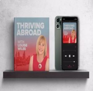 POdcast Thriving abroad