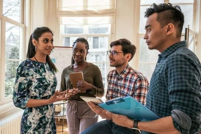 Diversity Remote Global Teams