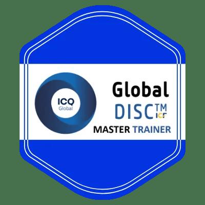 Global DISC Mastertrainer