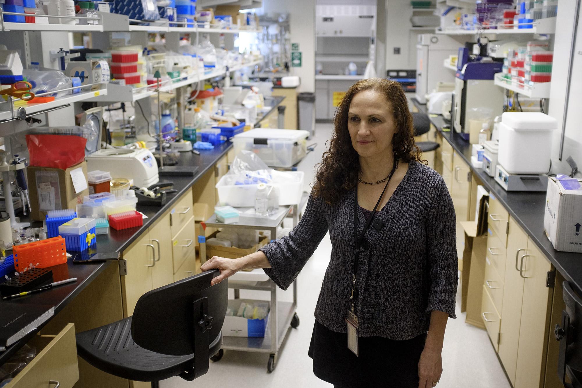 Meet a Seattle scientist racing toward a coronavirus vaccine ...