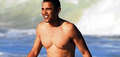 Obama too thin?!