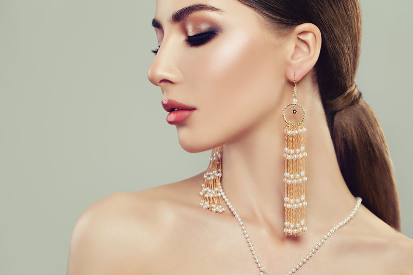 Alluring Crossdresser Earrings - The Crossdresser Report