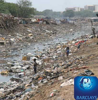 Barclays off-shore banking will bring more of this to Ghana