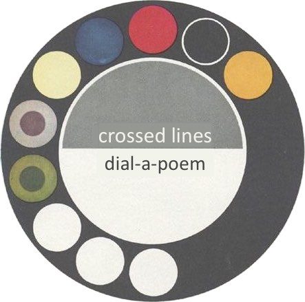 Dial-a-Poem launch - Crossed Lines