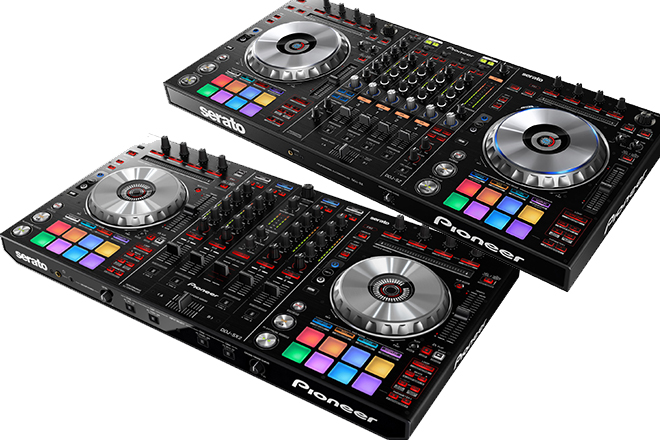 why the pioneer ddj sz ddj sx2 are definitive controllers. Black Bedroom Furniture Sets. Home Design Ideas