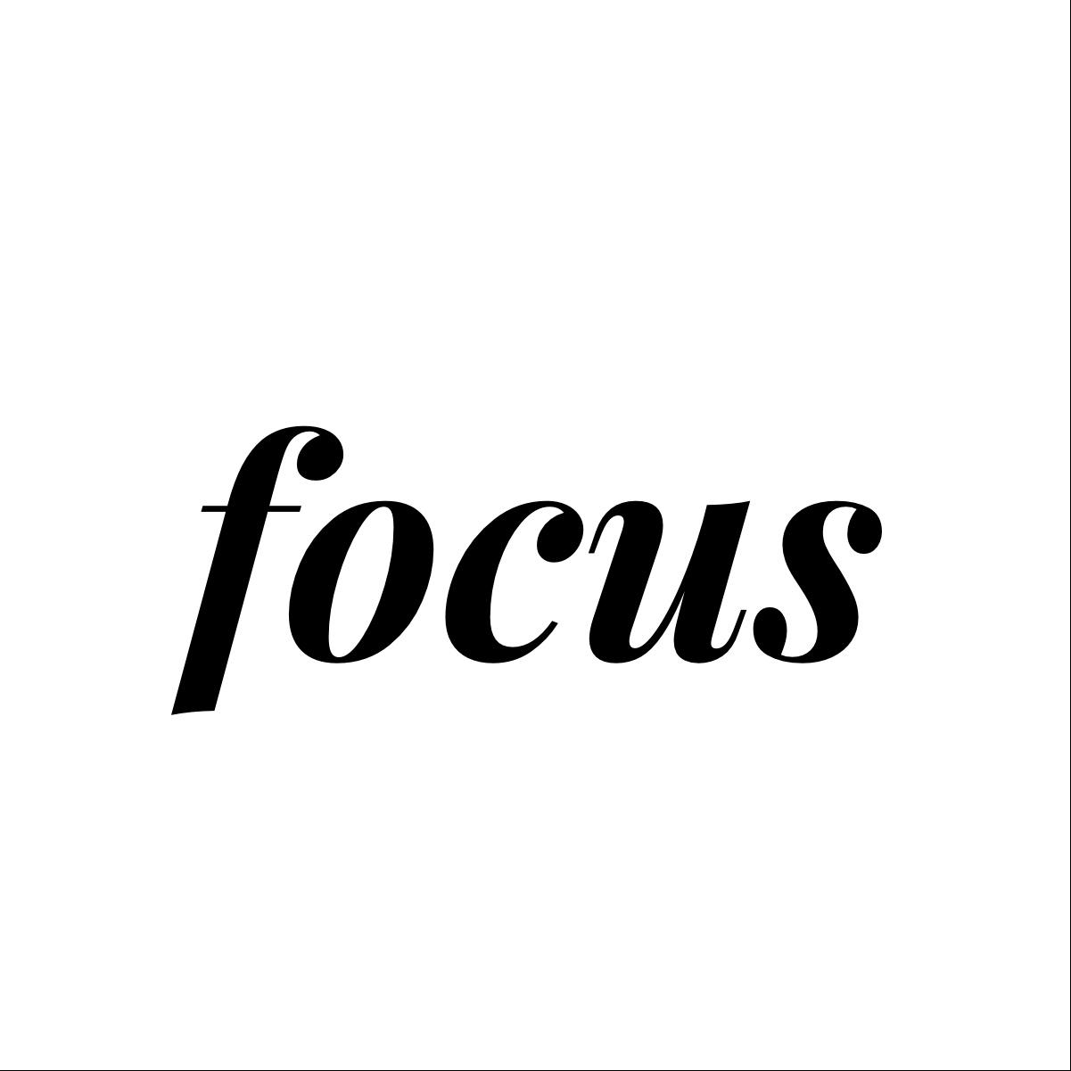 Develop Eternal Focus