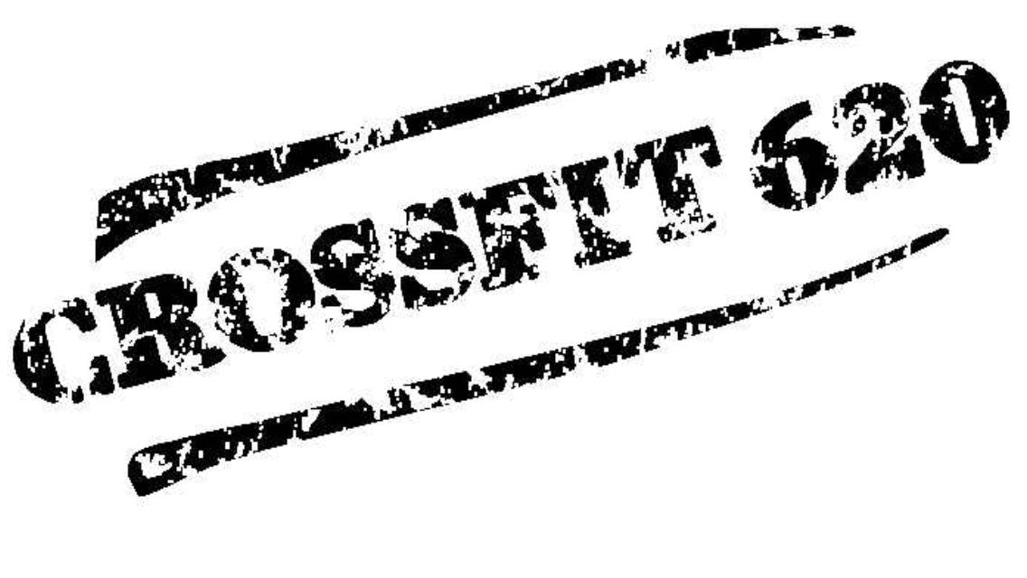 August | 2014 | CrossFit 620
