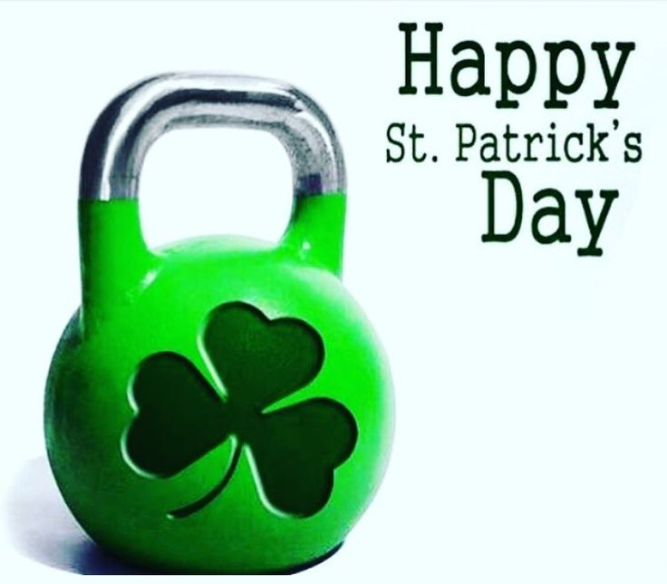 Image result for crossfit st patty's day wod