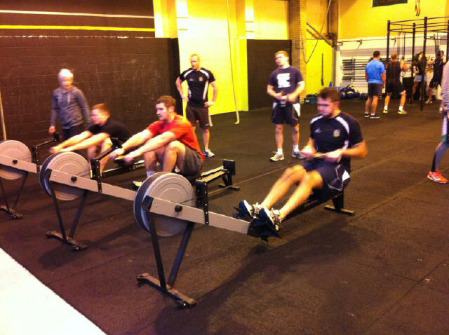 29-12-12 Rowing Conditioning