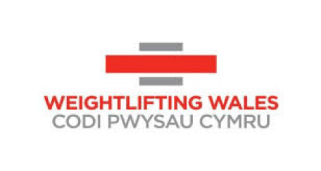 weightlifting Wales logo