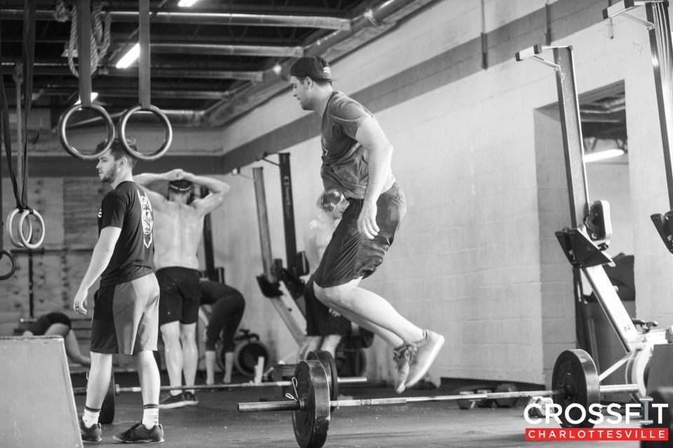 Workout Of The Day Crossfit Charlottesville
