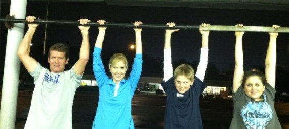Crossfit Citrus Park... it's a family thing!