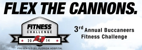 Get ready for the 3rd annual Bucs Fitness Challenge! Sign up now! Entry includes a game ticket as well as a food voucher!