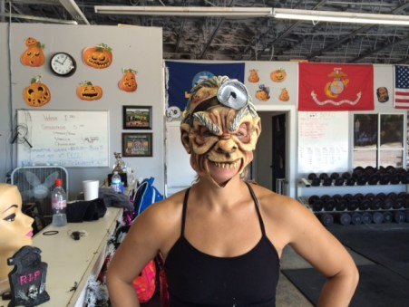 Freaky 5k Saturday 10/25! Please bring the kids in their costumes for a parade prior to the run!