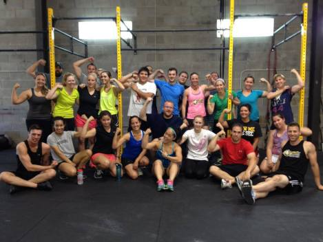 June 8 CrossFit COMO Foundations Class