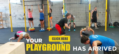 Your Playground Has Arrived - CrossFit COlumbia MO