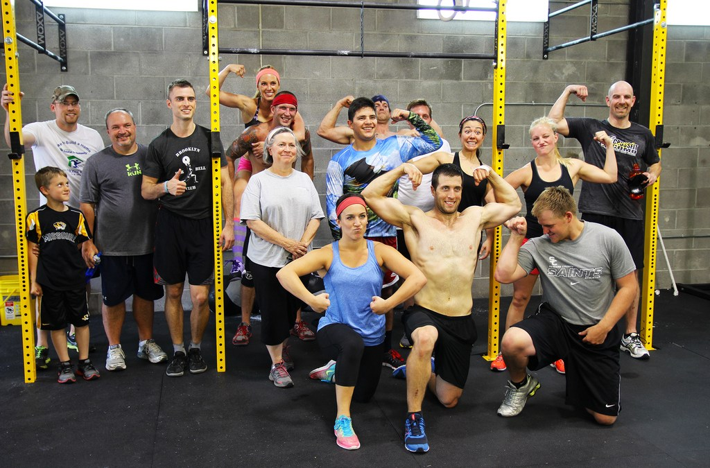 Grand Opening at CrossFit COMO