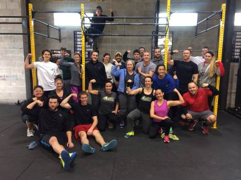 Thanksgiving at CrossFit COMO